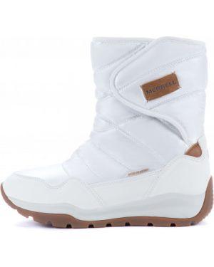 Ботинки спортивные белые Merrell