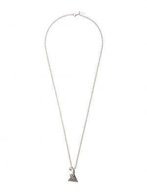 Ожерелье из серебра с подвесками Nialaya Jewelry