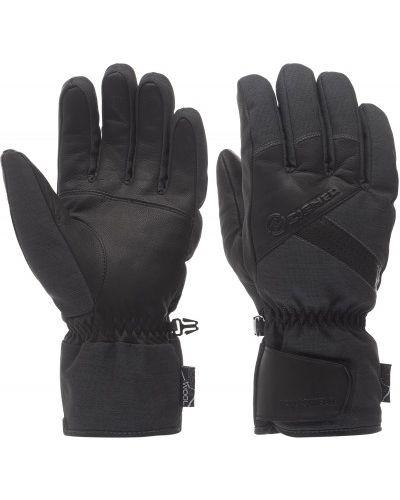 Кожаные перчатки сноубордические спортивные Ziener