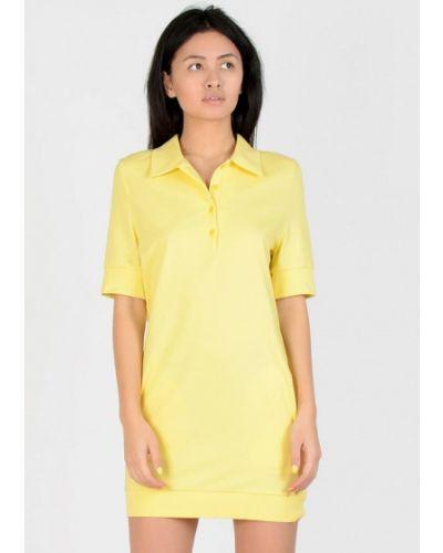 Платье - желтое Kriza