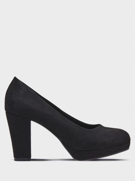 Текстильные туфли - черные M Wone