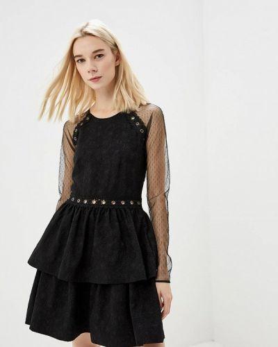 Коктейльное платье осеннее Pinko