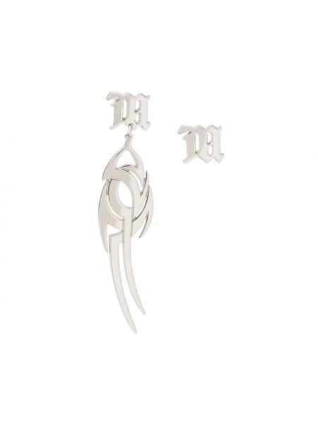 Kolczyki pierścionki kolczyki ze sztyftem srebrne Misbhv