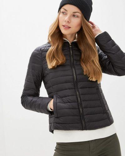 Утепленная куртка демисезонная осенняя Naf Naf