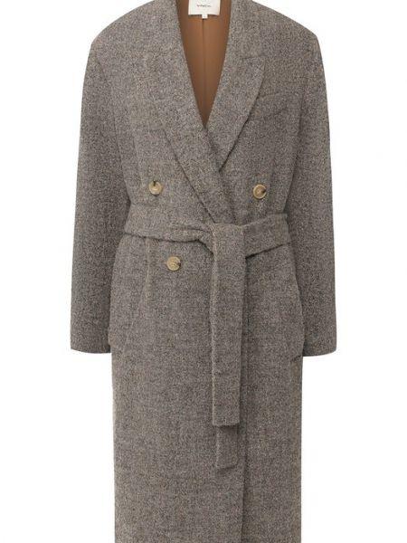 Пальто пальто с поясом Vince.