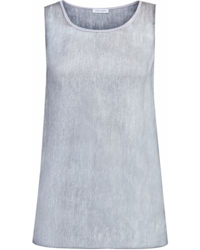 Блузка шелковая с декольте Gran Sasso