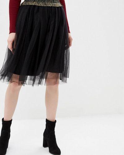 Юбка черная итальянский Hellen Barrett