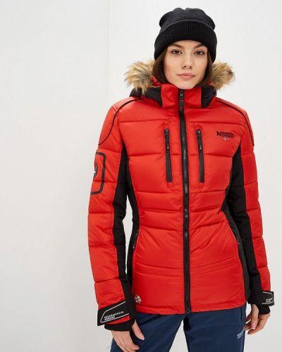 Утепленная куртка весенняя Geographical Norway