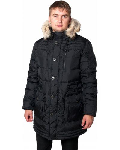 Пальто черное осеннее Cerruti 18crr81