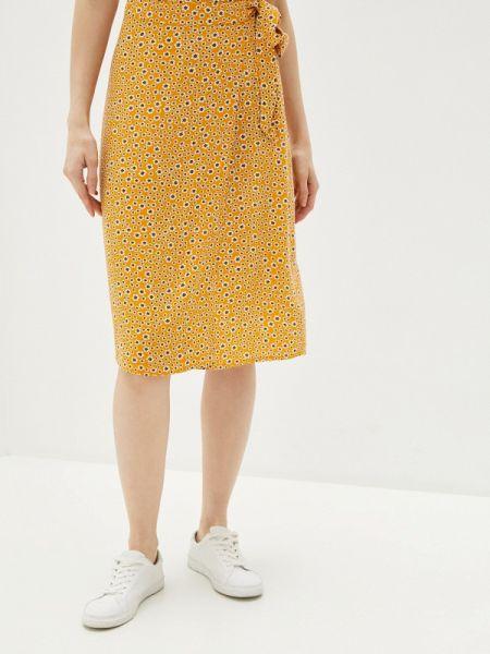Желтая юбка Blendshe