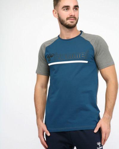 Спортивная футболка - серая Hummel