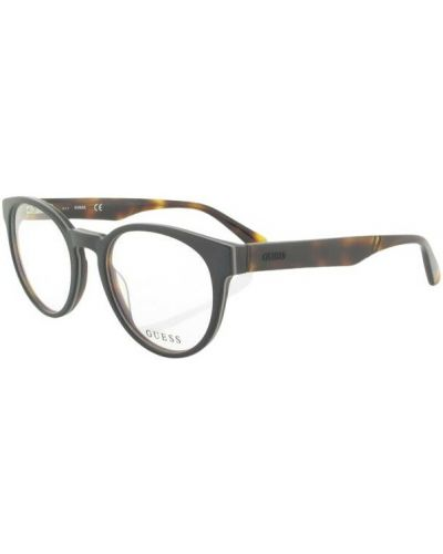 Brązowe okulary Guess