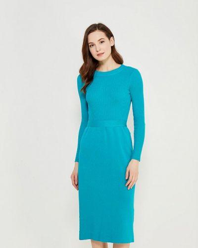 Бирюзовое платье Conso Wear