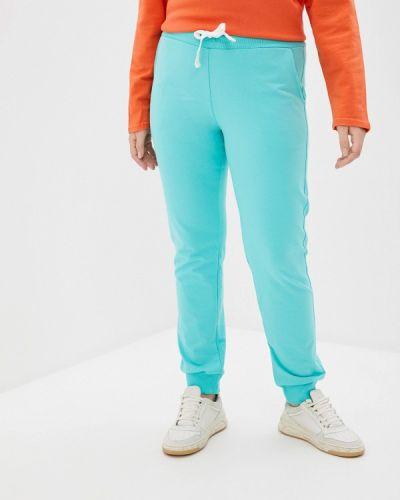 Бирюзовые спортивные брюки D.s