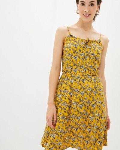 Желтое сарафан Krismarin