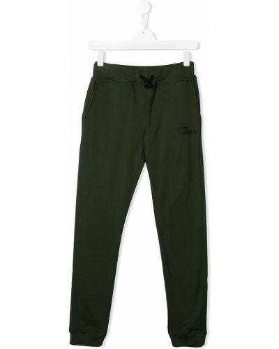 Зеленые брюки Ai Riders On The Storm Kids