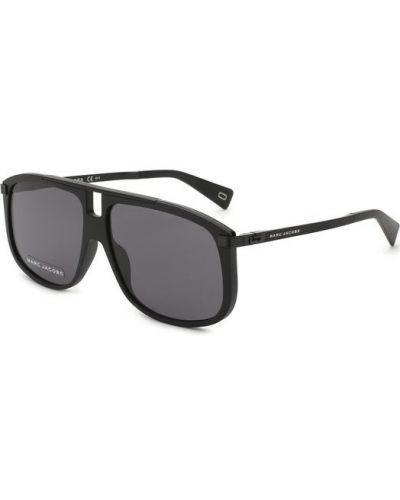Солнцезащитные очки черные с градиентом Marc Jacobs
