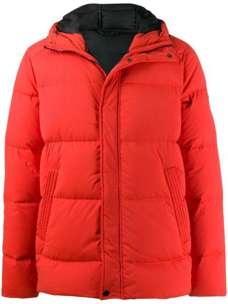 Куртка с капюшоном - красная J.lindeberg