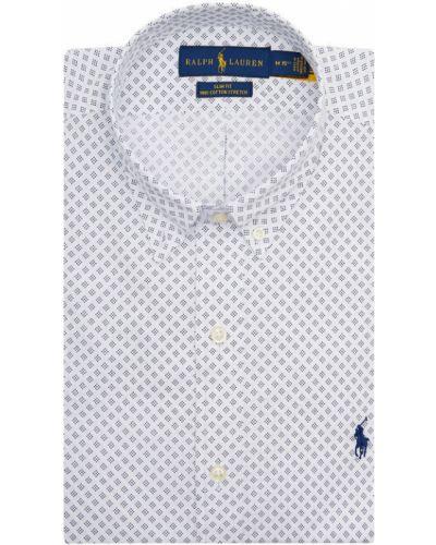 Biała koszula slim Polo Ralph Lauren