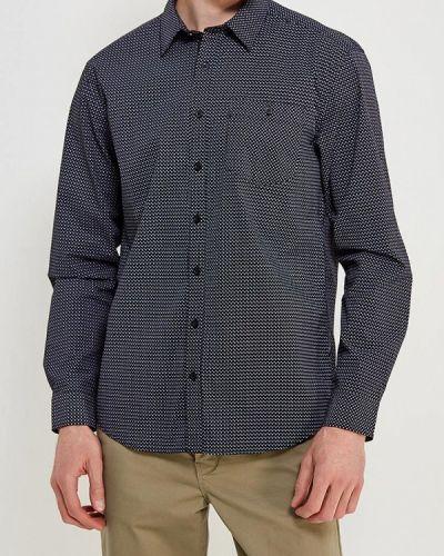 Синяя рубашка Finn Flare