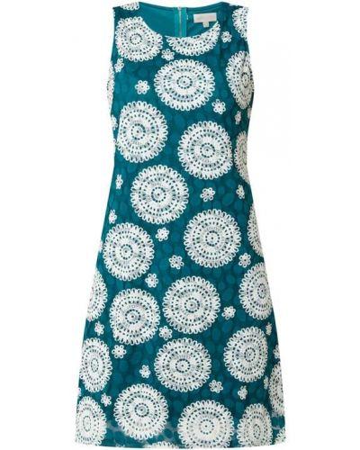 Zielona sukienka z nylonu Apricot