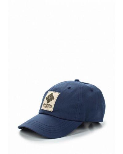 Синяя бейсболка Columbia