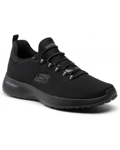 Sneakersy - czarne Skechers
