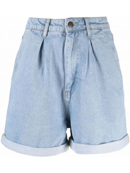 Джинсовые шорты - синие Rotate
