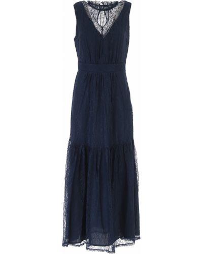 Sukienka wieczorowa, niebieski Liu Jo