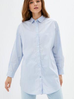 Рубашка с длинным рукавом - голубая Tiffosi