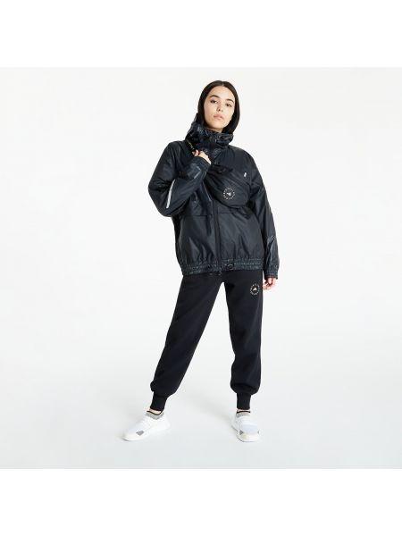 Wiatrówka - czarna Adidas Performance