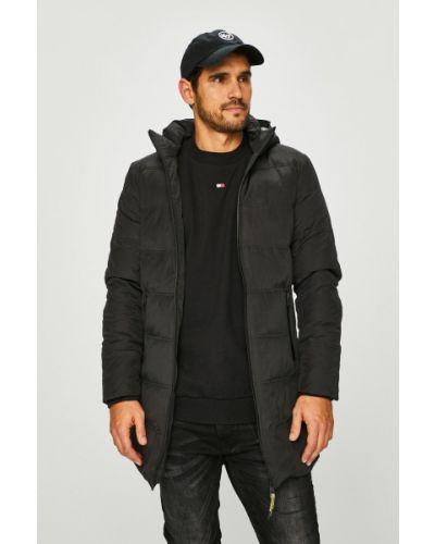Утепленная куртка с капюшоном пуховая Only & Sons