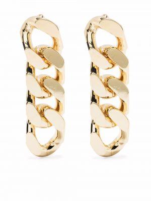 Złote kolczyki Rosantica