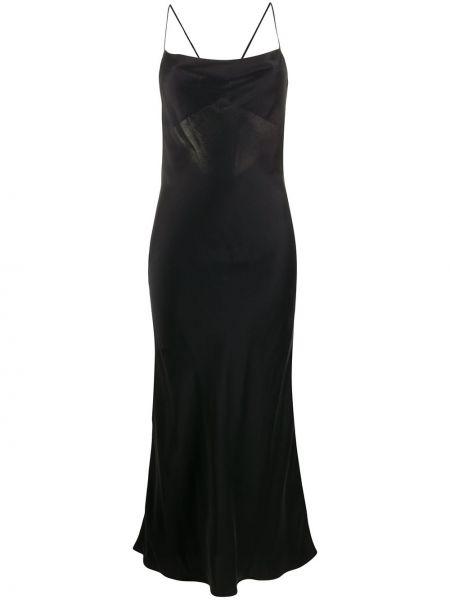 Sukienka z jedwabiu o prostym kroju Iro