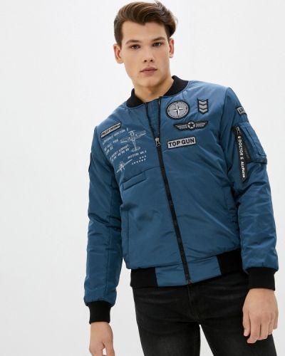 Теплая синяя куртка Doctor E