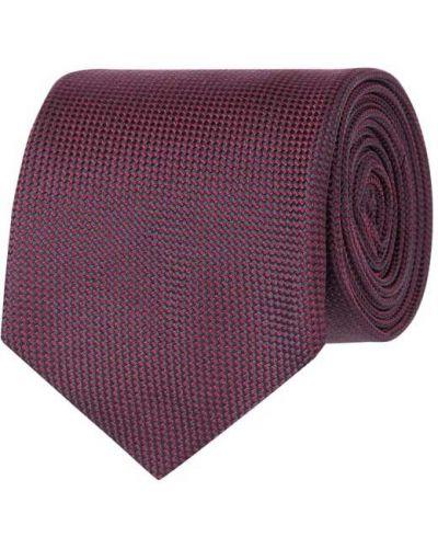 Klasyczny różowy krawat z jedwabiu Blick