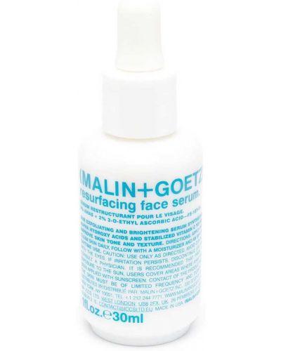 Niebieski skórzany serum do twarzy Malin+goetz