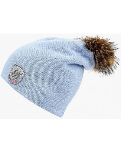 Голубая шапка осенняя Noryalli