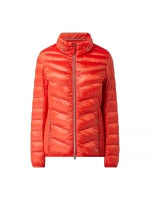 Pomarańczowa kurtka pikowana Brax