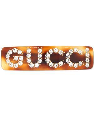 Заколка металлическая Gucci