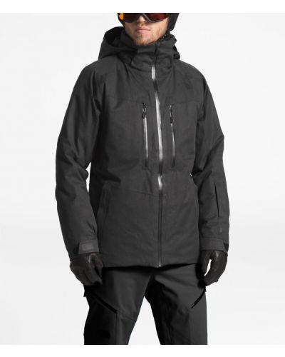 Серая куртка горнолыжная The North Face