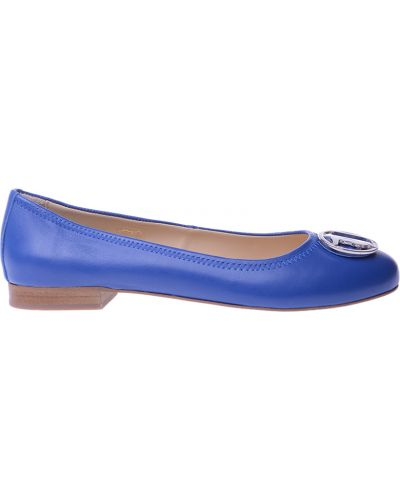 Балетки синий Trussardi Jeans