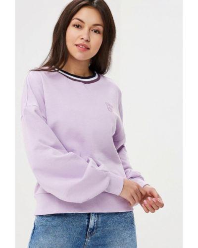 Фиолетовый свитшот Lee