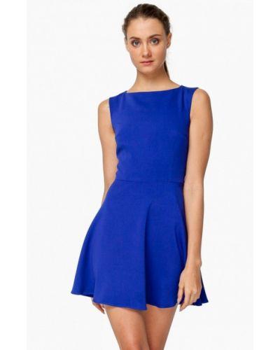 Платье весеннее синее Nai Lu-na By Anastasia Ivanova