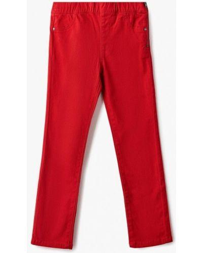 Красные брюки Sela