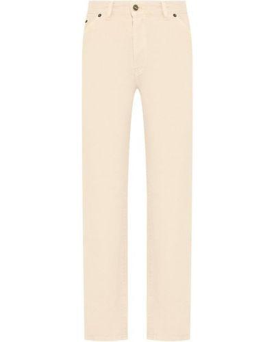 Прямые джинсы бежевый Jacquemus