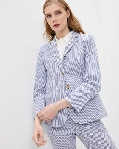 Синий пиджак Weekend Max Mara