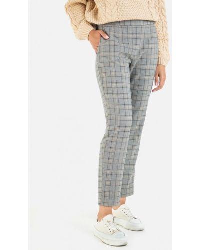 Брюки повседневные - серые Gloria Jeans
