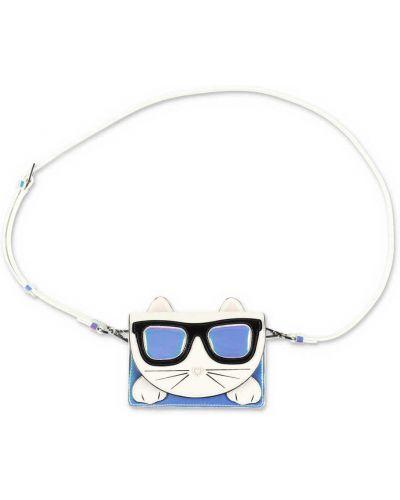 Niebieski body Karl Lagerfeld