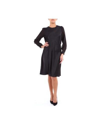 Czarna sukienka mini Weill